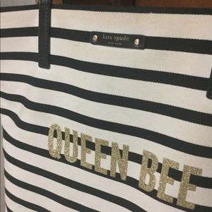 Fabric Kate Spade Queen Bee Tote